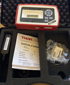 Thorlabs Pm100a Optical Power Meter