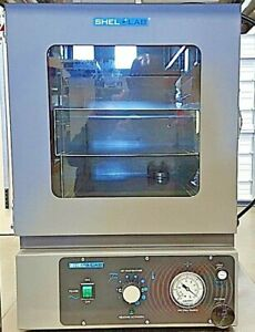Shel Lab Vacuum Oven Model Svac2e 9100850