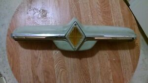 1950 s Borgward Isabella Trunk Handle And License Plate Illuminator Shell Only