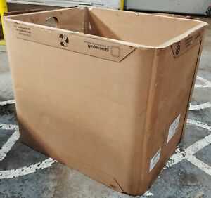 Gaylords Tote Boxes Spacekraft Lot Of 9 Hd 8 Ply Bulk Bins 8300122 Vg Used