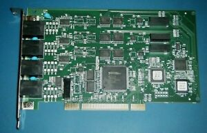 Ni Pci 8432 4 4 Channel Isolated Rs232 Board National Instruments tested