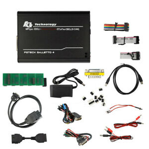 0386 Fgtech Galletto 4 Master V54 Bdm Obd Function Operate On Windows Xp Us Ship