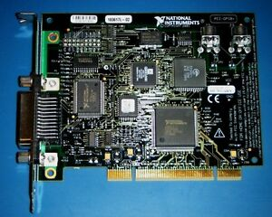 Ni Pci gpib Analyzer And Controller 183617l 02 National Instruments tested