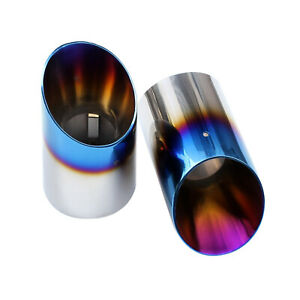 Exhaust Rear Muffler Tail Throat Tip Accessories Fit For Mazda 6 Atenza Cx 5 2x