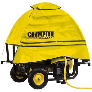 Champion Storm Shield 3000 10 00w Portablegenerator Cover