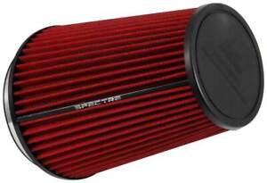 Spectre Hpr9881 Performance Cold Air Intake Red Filter 6 Clamp On