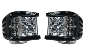 Rigid 262113 In Stock D Ss Pro Side Shooter Led Lights