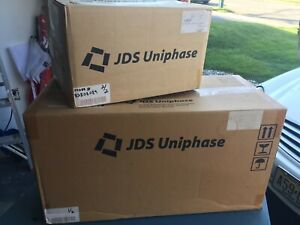 New Jds Uniphase Laser 2212 10mlma Laser Head And Power Supply