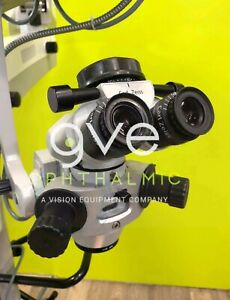 Zeiss Opmi Visu 160 s7 Surgical Ophthalmic Microscope World Wide Free Shipping