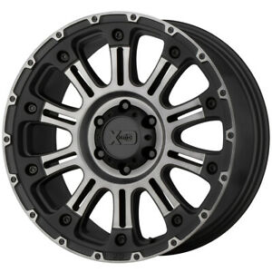 17 Xd Series Hoss Ii Black xd82979068418 Set Of 4 Wheels Rims