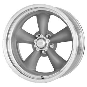 17 American Racing Classic Torq Thrust Ii Grey Vn21579574 Set Of 4 Wheels Rims