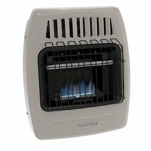 Comfort Glow Kwp150 10 000 Btu Blue Flame Propane lp Vent Free Wall Heater