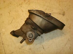1966 Ford 4000 Tractor Engine Oil Pump