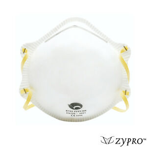 Disposable Face Mask Equivalent N95 Particulate Filtering Respirator Mouth Cover