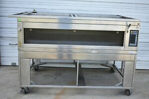 Miwe Co 11408 Electric Deck Oven