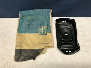 Vintage nos oem 1966 67 Chevy Chevelle Ss El Camino 4 Speed Console Shift Boot
