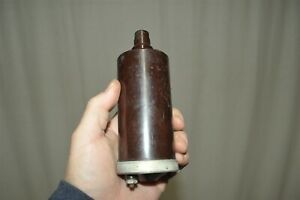 Old Mallory Detroit Mi Domestic Ignition Coil Original Classic Vintage Car Truck