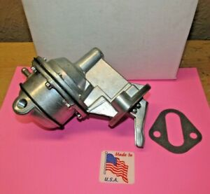 1958 To 1964 Chrysler Desoto Plymouth 361 383 426 V8 Modern Rebuilt Fuel Pump