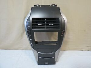 14 2014 Lincoln Mkz Media Equipment Climate Control Panel Oem Ep5t 18d699 ca