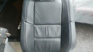2011 Grand Cherokee Left Front Driver Seat Back Cover Only