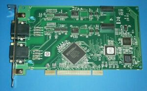 Ni Pci 8433 2 2 channel Isolated Rs485 Rs422 National Instruments tested