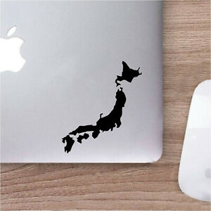 Japan Outline Country Jdm Japanese laptop Tumbler Car Vinyl Decal