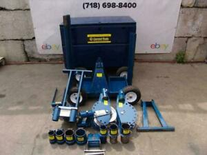 Current Mantis Mobile Cable Puller Tugger Package Model 8890 No Motor