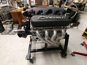 Chevrolet Ls3 Lt1 Rebuilt Engine 565 Hp Race street Engines