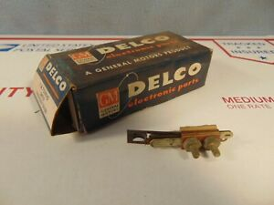 Nos 1950 S Era Delco 7259012 Radio Station Selector Switch Part Chevy Buick Olds