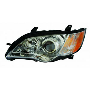 For Subaru Outback Headlight Assembly 2008 2009 Driver Side For Su2502133
