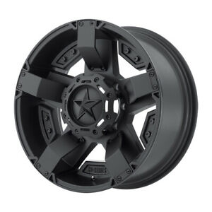 17 Xd Series Rs2 Black xd81178067710 Set Of 4 Wheels Rims