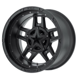 17 Xd Series Rs3 Black xd82778064720 Set Of 4 Wheels Rims