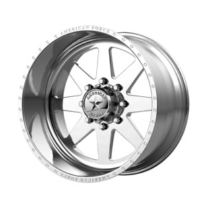 22x12 American Force 11 Independence Ss Forged Wheels Ford F 250 F 350 8x170