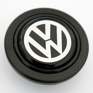 Horn Button Vw Wolfsburg Momo Sparco Grant Beetle Dune Bug Bus Thing Golf Gti