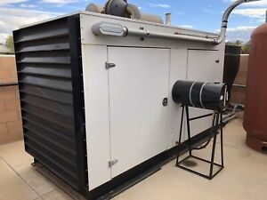 250 Kw Cat Natural Gas Generator