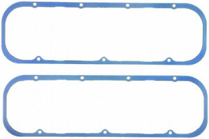 Fel pro Valve Cover Gasket Silicone Rubber Big Block Chevy Pair Vs 50090 R