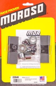 Moroso Vacuum Pump Service Kit 4 Vane Pumps Racing Kit