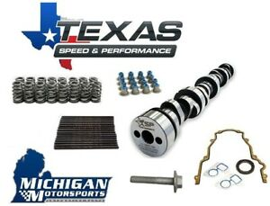 Texas Speed Tsp Stage 2 Low Lift Vortec Truck Camshaft Cam Kit 4 8 5 3 6 0 6 2