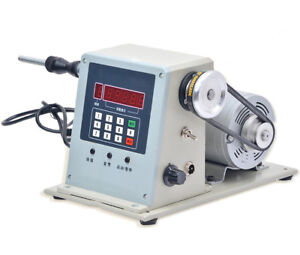 220v Fd 730 Computer Controlled Coil Winder Coil Winding Machine 0 03 1 8mm