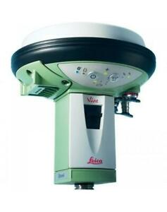 Leica Gs15 Gnss Antenna Surveying Rtk Rover Receiver