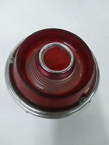 Vintage 1966 1969 Chevrolet Corvair Complete Tail Light Oem 59579364