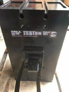 Westinghouse Pb32500 2500 Amp 2000 Amp Trip Circuit Breaker Reconditioned