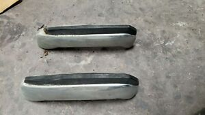 1970 Chevrolet Impala Rear Bumper Guards