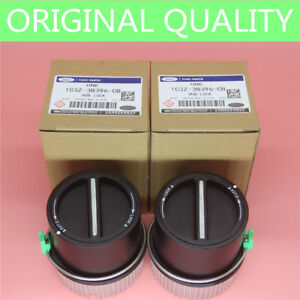 2pcs Automatic Front Locking Hub For Ford Super Duty F250 F350 F450 Excursion