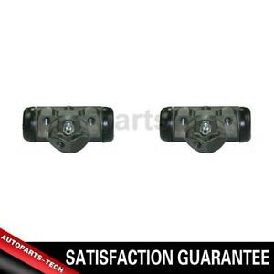 2x Centric Parts Rear Drum Brake Wheel Cylinder For Ford Mustang 1971 1973