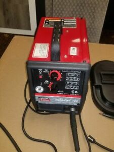 New Lincoln Electric Weld pac 100