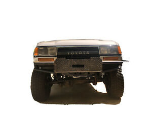 Fj80 Toyota Land Cruiser Winch Bumper