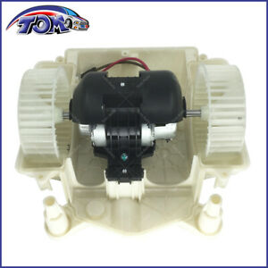 New Hvac Blower Motor For Mercedes C216 W221 Cl550 Cl63 S63 Amg S350 S400 S600
