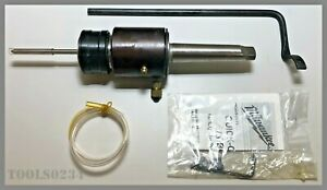 Milwaukee Tools 49 57 0013 3 Morse Taper To Qk Change Steel Hawg Cutter Arbor