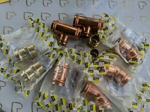 Viega Propress Fittings Lot Brand New Free Shipping